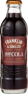 Franklin & Sons Cola, NRB 200 ml x 24