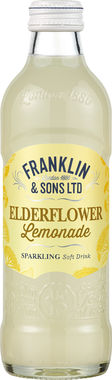 Franklin & Sons Elderflower Lemonade, NRB
