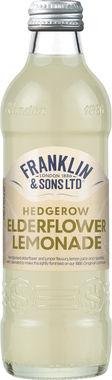 Franklin & Sons Elderflower Lemonade, NRB