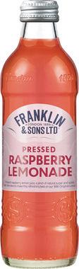 Franklin & Sons Raspberry Lemonade, NRB