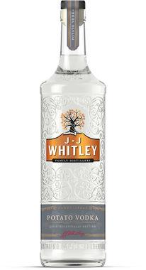 JJ Whitley Potato Vodka 70cl (1)