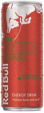 Red Bull Water Melon Summer 2020, Can 250 ml x 12