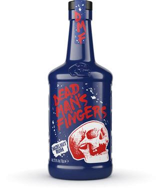 Dead Man's Fingers Hazelnut Rum 37.5% 70cl