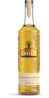 JJ Whitley Mango & Papaya Gin 38% 70cl