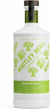 Whitley Neill Brazilian Lime Gin 43% 70cl