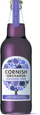 Cornish Orchards Hedgerow Cider, NRB 500 ml x 12
