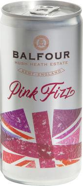 Balfour Fizz cans rose