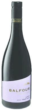 Balfour Luke's Pinot Noir