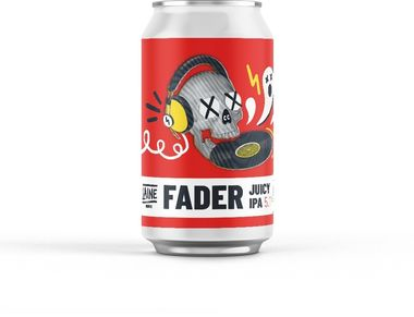 Laine Brew Co, Fader, Can