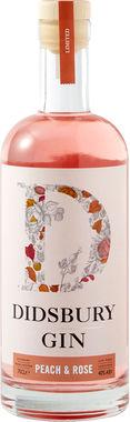 Didsbury Peach & Rose Gin