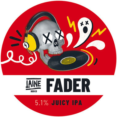 Laine Brew Co, Fader IPA, Keg