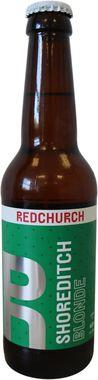 Redchurch Shoreditch Blonde, NRB 330 ml x 24