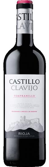Castillo Clavijo Rioja Tempranillo
