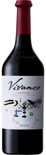 Vivanco Rioja Crianza 500 cl