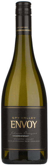 Spy Valley ENVOY Johnson Vineyard Chardonnay 2014
