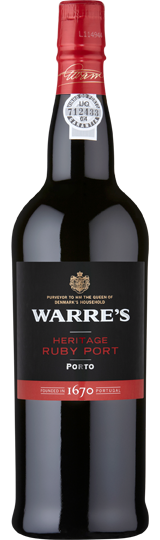 Warre's Heritage Ruby Port NV