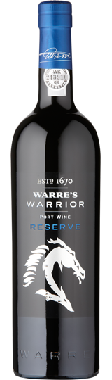 Warre's Warrior Reserve NV