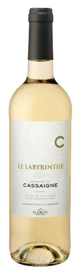 Domaine de Cassaigne Le Labryinthe IGP Cotes de Gascogne Blanc