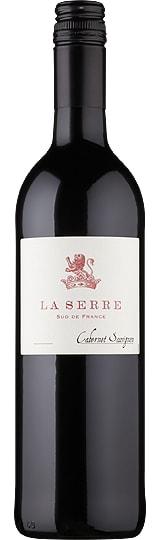 La Serre Cabernet Sauvignon Vin de Pays d'Oc 75cl