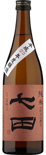 Shichida Junmai 75 (Red Label)