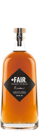 FAIR. Belize Rum 5yo