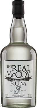 The Real McCoy 3-Year-Aged Rum