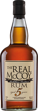 The Real McCoy 5-Year-Aged Rum