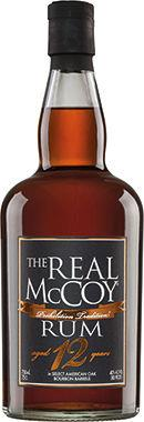 The Real McCoy 12-Year-Aged Rum 70cl