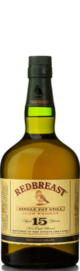 Redbreast 15yo Single Pot Still