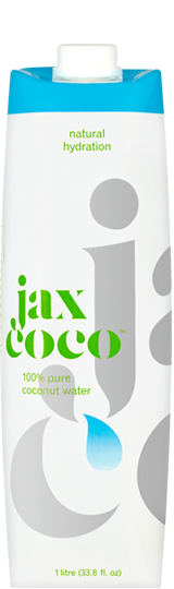 Jax Coco 100% Pure Coconut Water