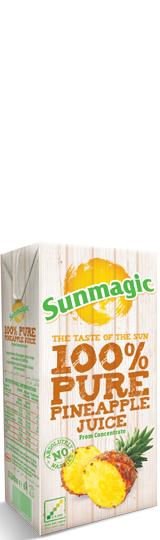 Sunmagic Pineapple Juice