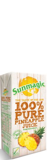 Sunmagic Pineapple Juice