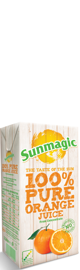 Sunmagic Orange Juice