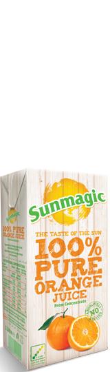 Sunmagic Orange Juice