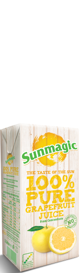 Sunmagic Grapefruit Juice