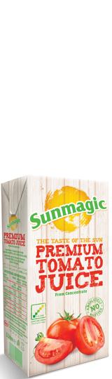 Sunmagic Tomato Juice