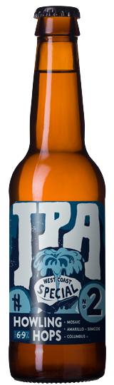 Howling Hops House IPA Can 24pack