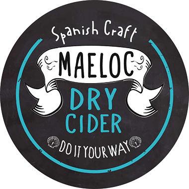 Maeloc Spanish Dry Cider, Keg