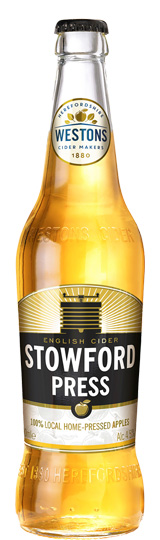 Stowford Press Cider, NRB