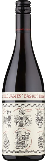 St Cosme Little James Basket Press Vin De France Red
