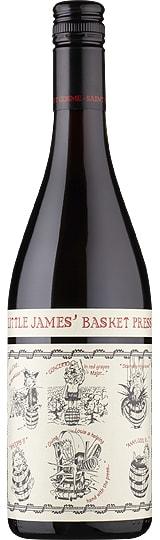St Cosme Little James Basket Press Vin De France Red