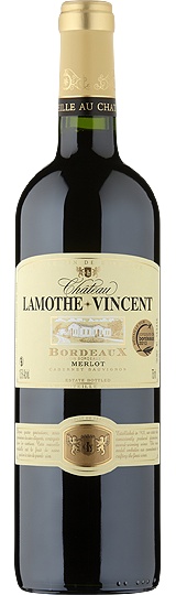 Chateau Lamothe-Vincent Bordeaux Rouge