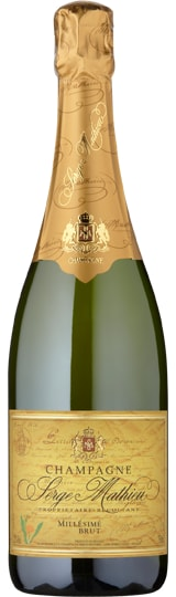 Serge Mathieu Tradition Brut NV