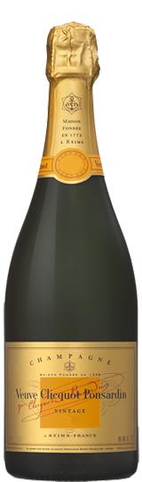 Veuve Clicquot Brut Vintage 2008
