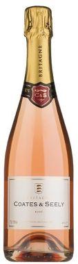 Coates & Seely Britagne Brut Rosé, England