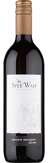 The Spee'wah Shiraz Cabernet