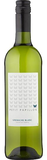Petit Papillon Grenache Blanc Vin de France 2016
