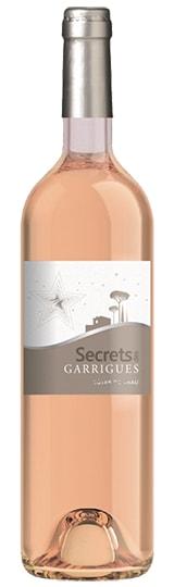 Cotes de Thau Rose Secret des Garrigues 75cl