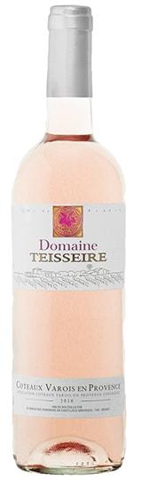 Coteaux Varois en Provence Rose Domaine Teisseire