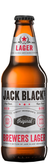 Jack Black's Brewers Lager